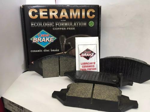 balatas delanteras para chevrolet spark ng 2016-2018 ceramic