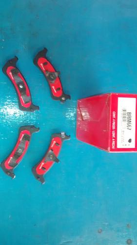 balatas delanteras suburban 1500 97-98 brembo brm369