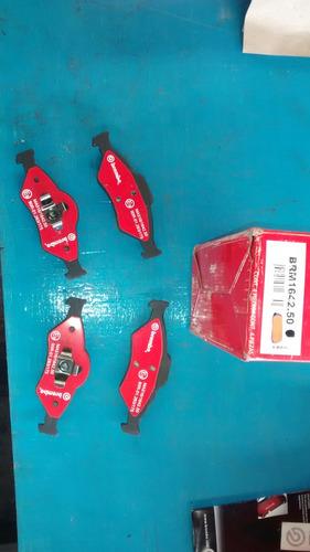 balatas delanteras urvan 00-01 brembo brm1191