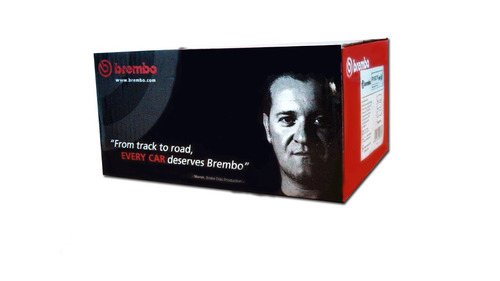 balatas pastillas brembo bmw 540i 96-03