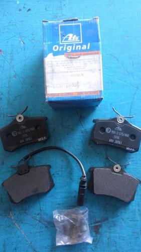 balatas traseras con sensor vw sharan ate602859
