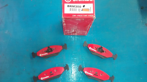 balatas traseras explorer sport trac 03-04 brembo brm667