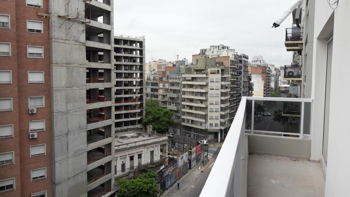 balbin 2600. pisos de 3 dormitorios. estrenar. 78 m2 dupl