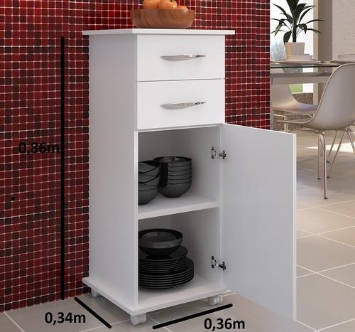 balcão armário criado-mudo p/ guardar objetos quarto