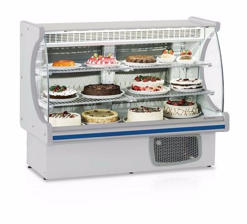balcão frigorífico confeitaria vitalis gepv-140 + inmetro -