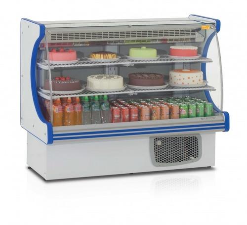 balcão frigorífico vitalis confeitaria e bolos - gepv-140 -