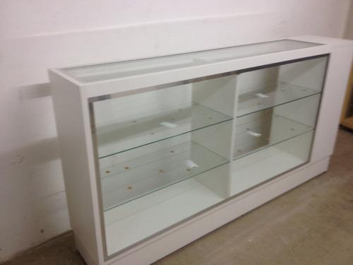 balcão vitrine expositor celular comercio bijuteria