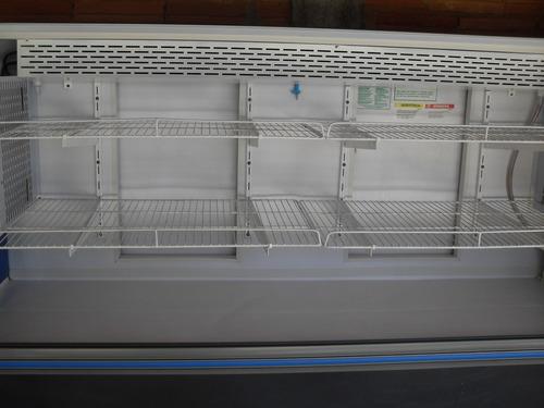balcão vitrini gelada panoramica latic.e frigorifico.