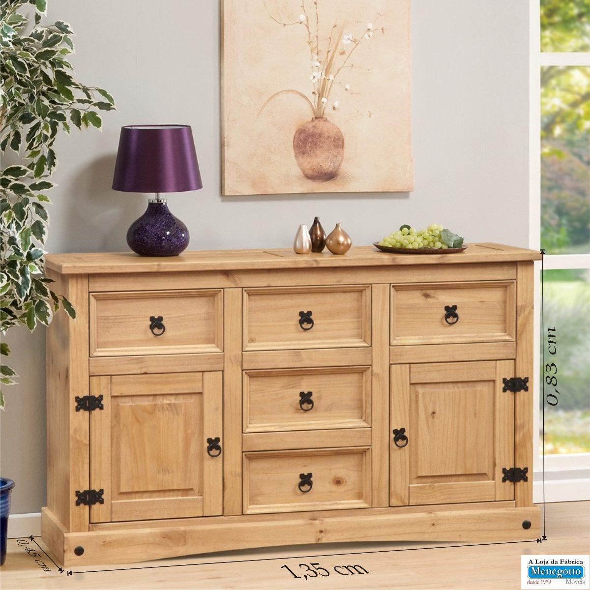 aparador;rustico madeira Maciça;armario R$ 694 00 em Mercado Livre #986C33 1200x1200 Balcao Banheiro Mercado Livre