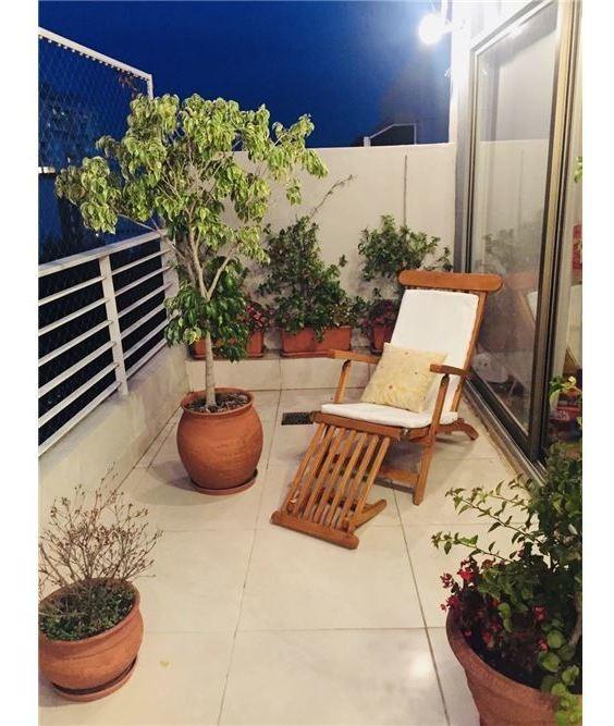 balcón terraza, amenities, todo luz!!! cochera
