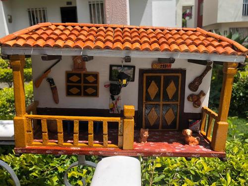 balcones decorativos hecho a mano. cafeteros