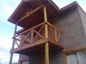Balcones Madera Decks Cocheras Terrazas Parrillas