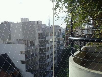 balcones. red balcones.