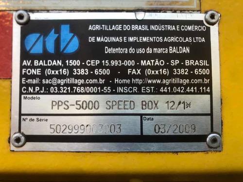 baldan ppsolo speedbox