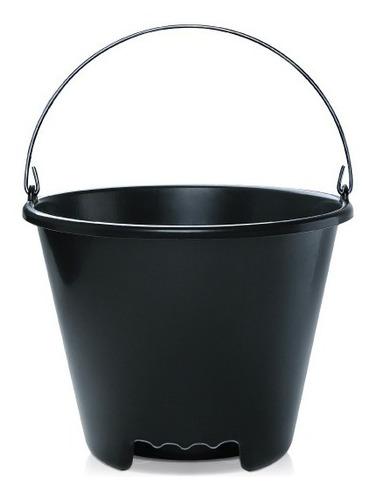 balde 12 l de pedreiro ( 5 unidades )
