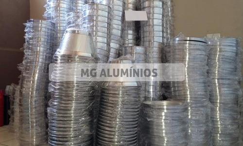 balde de gelo e cerveja em alumínio puro e reforçado