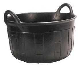 balde de goma flexible 30 lt. rubi 88902