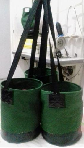 balde de lona para ferramentas fibra telecom provedor epi's