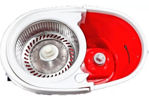 balde escurridor aluminio limpiador lampazo mopa udovo