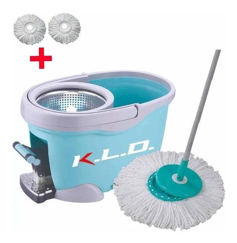 balde escurridor limpiador lampazo 2 mopa centrifugo moron