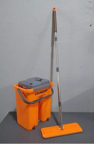 balde escurridor piso mopa trapeador limpiador mop vapo