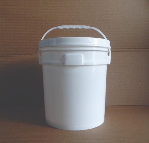 balde plastico envase 10 litros bidon tarrina