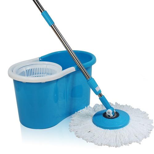 balde spin mop sem pedal rodo magico esfregão centrifuga