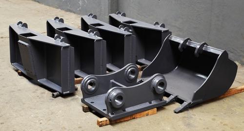 baldes cargadores para cargadoras frontales fabricación