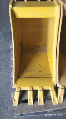 baldes para escorpión de retroexcavadora 45cm a, 4 uñas, 550