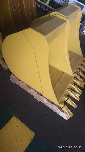 baldes para escorpión de retroexcavadora 60cm a, 5 uñas, 650