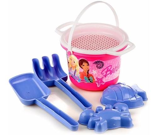 baldinho de praia barbie lider lider brinquedos