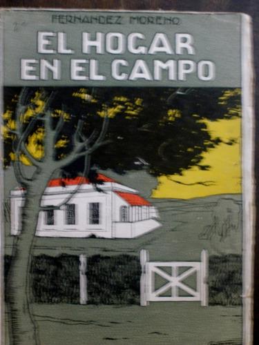 baldomero fernandez moreno - el hogar en el campo