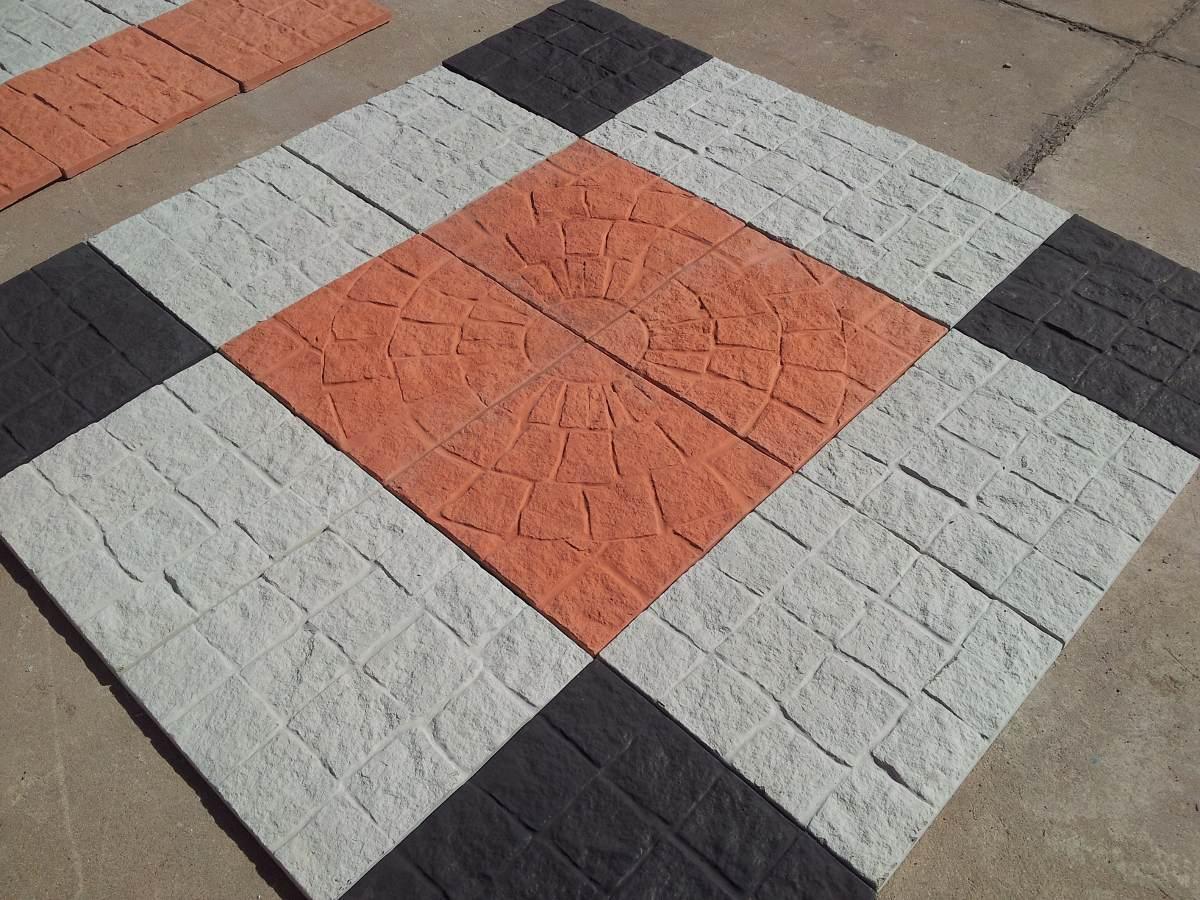 Baldosas de exterior mnp formato xx cm composicin terrazo for Baldosa hormigon exterior