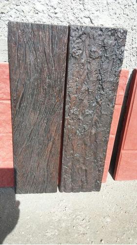 baldosa hormigón imitación madera para revestimiento y pisos
