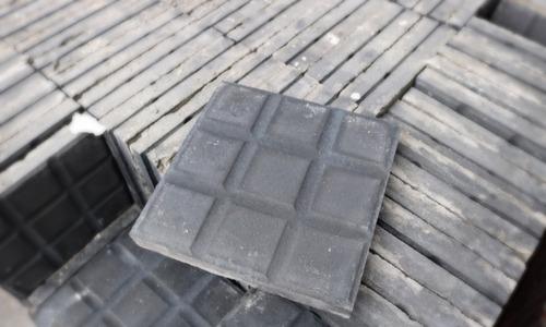 baldosas de vereda /$280 m2 gris