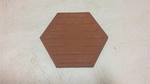 baldosas hexagonales reposicin piso patio terraza