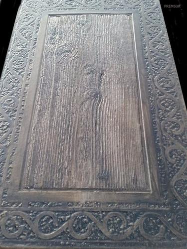 baldosas piso y baldosones 100% hormigón revestimientos