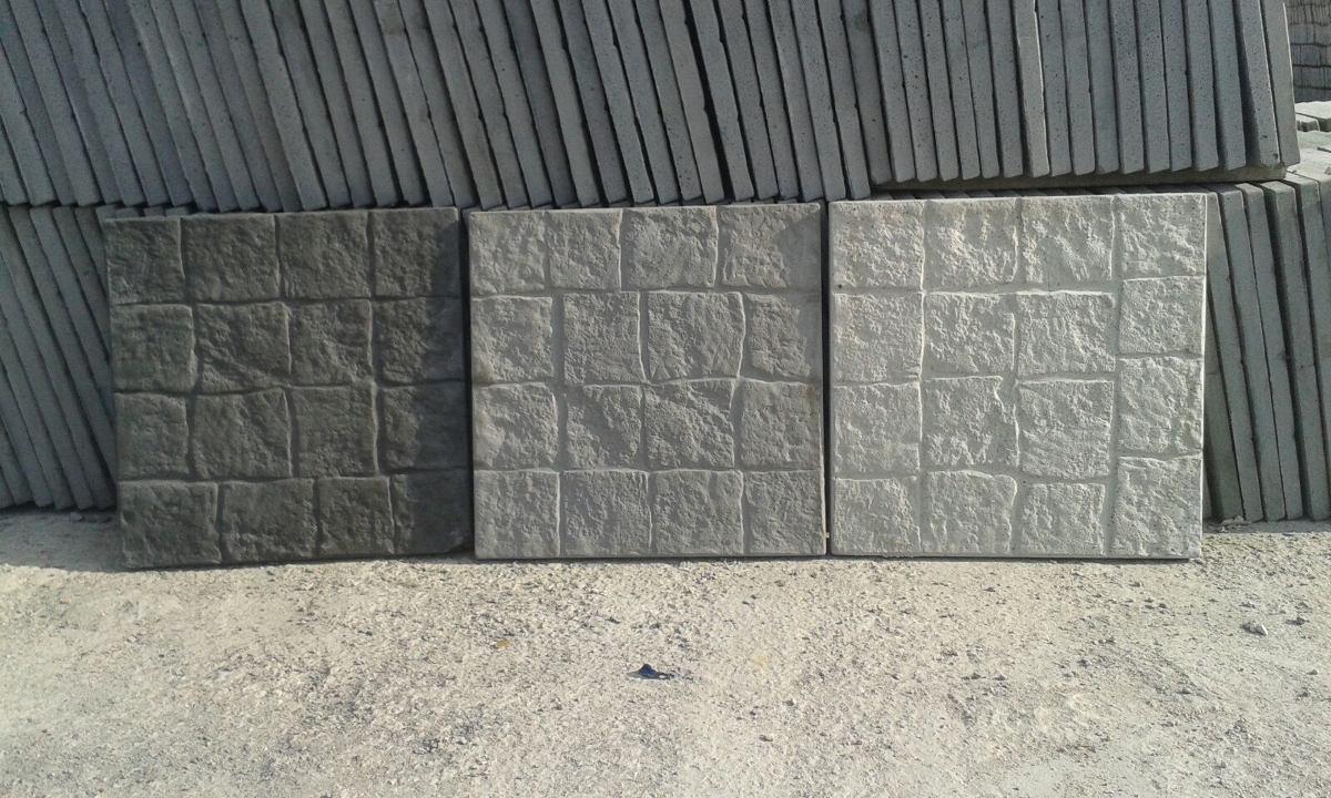 Garajes de hormigon isleta de hormign para delimitar el for Losas para garajes