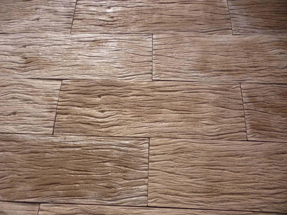 Baldosones de hormigon imitacion madera 55 00 en - Baldosa imitacion madera ...