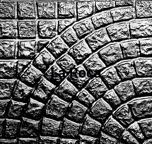 baldosones la roca:adoquin curvo chico somos fabricantes