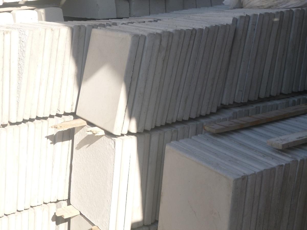 Baldosas para pisos modulo de piso de vidrio esmerilado for Baldosones de cemento