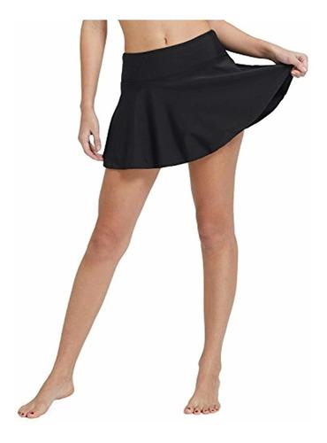 baleaf baleaf falda de baño mujer cintura