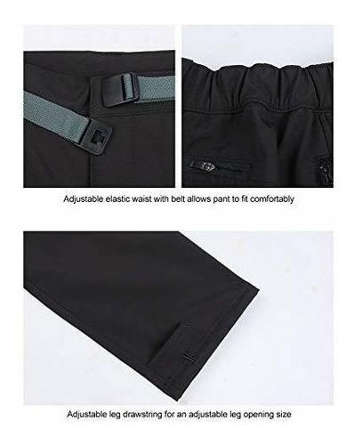Baleaf Pantalones De Senderismo Unisex Para Nino Pantalones 246 740 En Mercado Libre