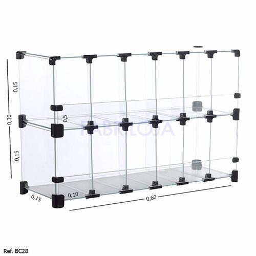 baleiro - display - expositor de doces, balas para balcão