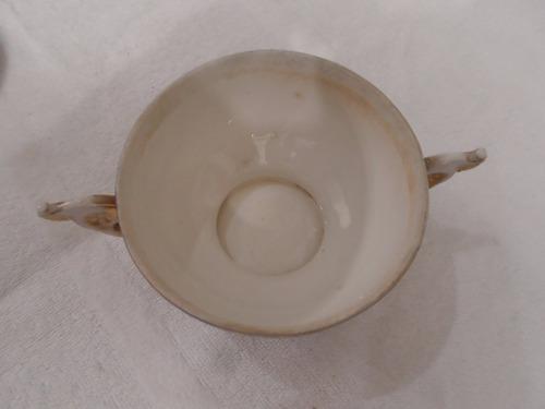 baleiro ou açucareiro em porcelana limogenes