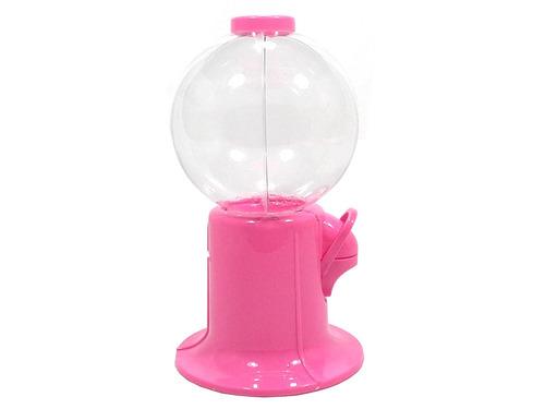 baleiro push e pegue rosa mini lembrancinhas festa infantil