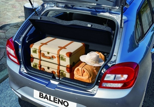 baleno gl / 2018 / en garantia 19.000 km /permuto financio!