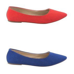 41413fbd Zapatos Para Dama Pink By Price Shoes Azul Rey S0130616h Pm0 - Flats ...