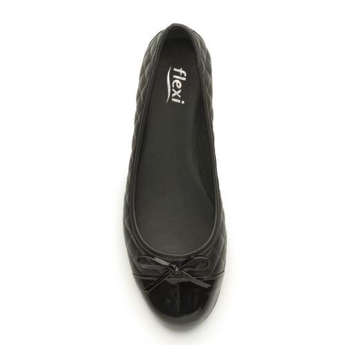 balerina flexi dama 21210 negro