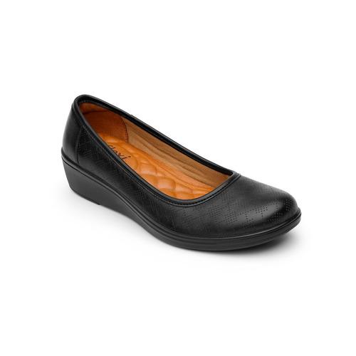 balerina flexi dama 45602 negro